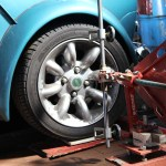 Rover Mini Xn - Spurvermessung 3