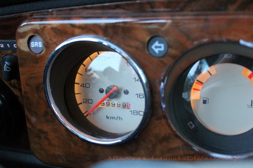 Rover Mini mit 100000 km