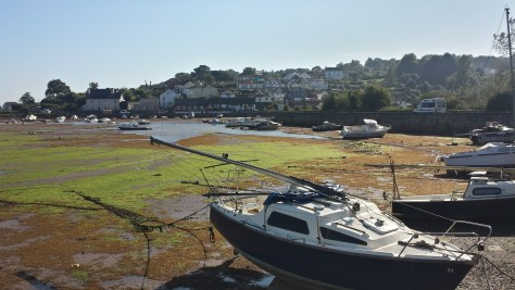 Starcross Harbour
