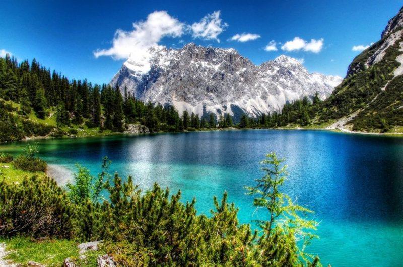 Garmisch-Partenkirchen almanya