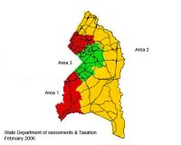 Prince George's County Reassessment Areas