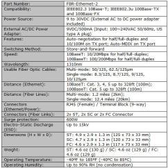 Rs485 To Usb Converter Circuit Diagram Xbox 360 Controller Board Fiber Optic Converters - Ethernet