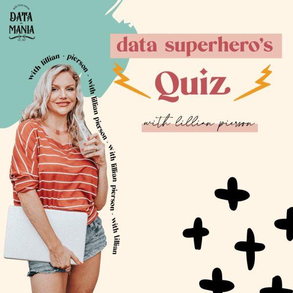 Data Superhero