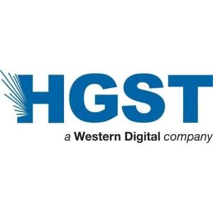 HGST Hard Drive Logo