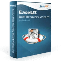 EaseUS Data Recovery Professional Box