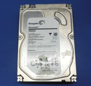 Seagate, Barracuda, 3Tb