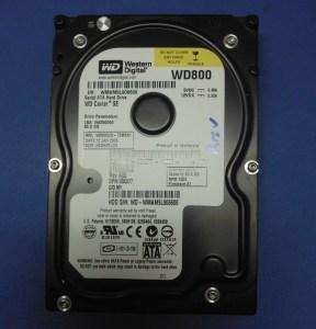 WD800JD-75MSA1, CAVIER, 80GB, WD