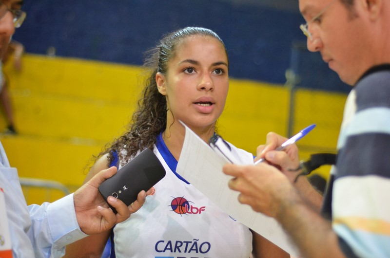 Cacá tem experiência e já disputou várias edições da LBF / Foto: Arquivo