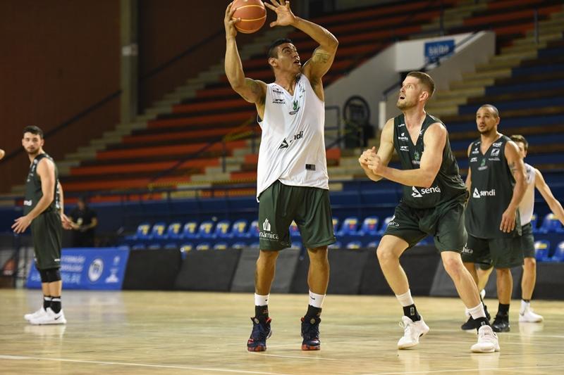 Shilton é um dos jogadores mais experientes do grupo bauruense / Foto: Victor Lira/Bauru Basket