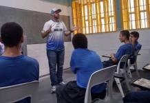 O gestor André Brazolin espera uma equipe dando trabalho na LBF CAIXA / Foto: Divulgação