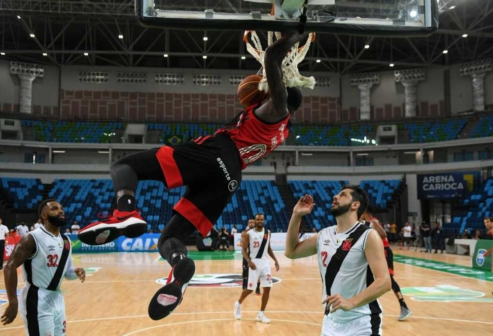 "MJ Rhett saiu do banco e foi ""o cara"" do Flamengo / Foto: Staff Images/Flamengo"