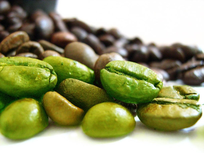 cara membuat kopi hijau
