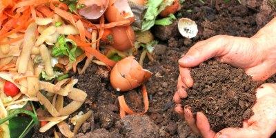 manfaat pupuk kompos