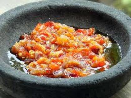 sambal bawang