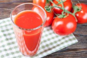khasiat tomat dicampur susu