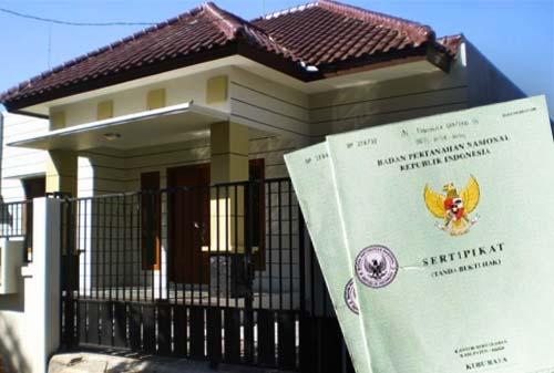 gadai sertifikat rumah di bank