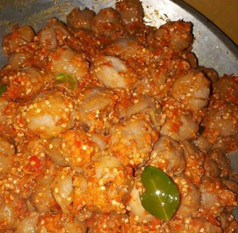 cara membuat bakso goreng mercon