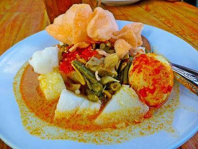 Resep Ketupat Sayur Jawa