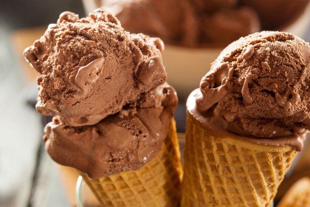 cara membuat es krim kopi sendiri