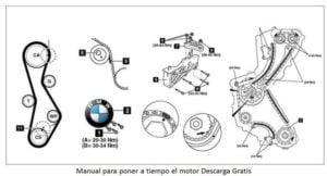 Manual de mecánica y reparación Bmw X3 (E83) 2.0