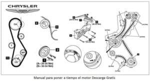 Manual de mecánica y reparación Chrysler 300C 6.1