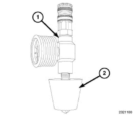 Manual de la bomba de agua Dodge Challenger SRT-8 V8-6.1L