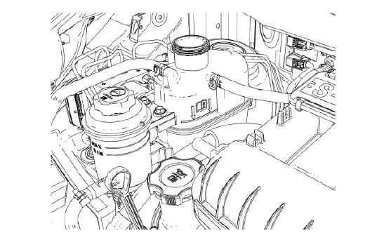 Chevrolet Spark LT Lavado del sistema de enfriamiento