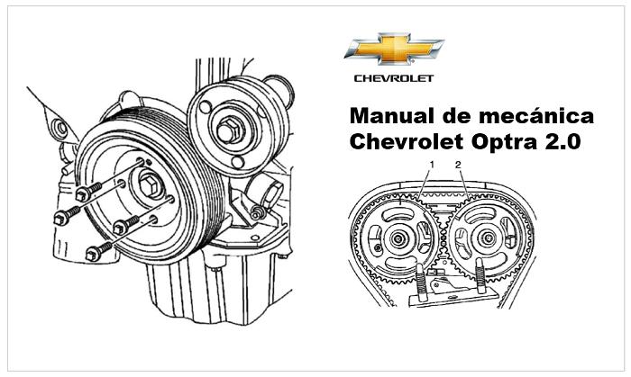 Chevrolet Optra 2.0 manual de mecánica del motor