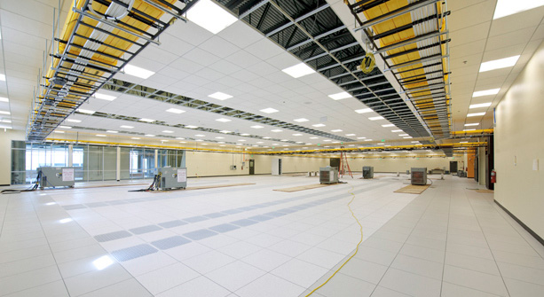 Wholesale Data Center and Colocation Space