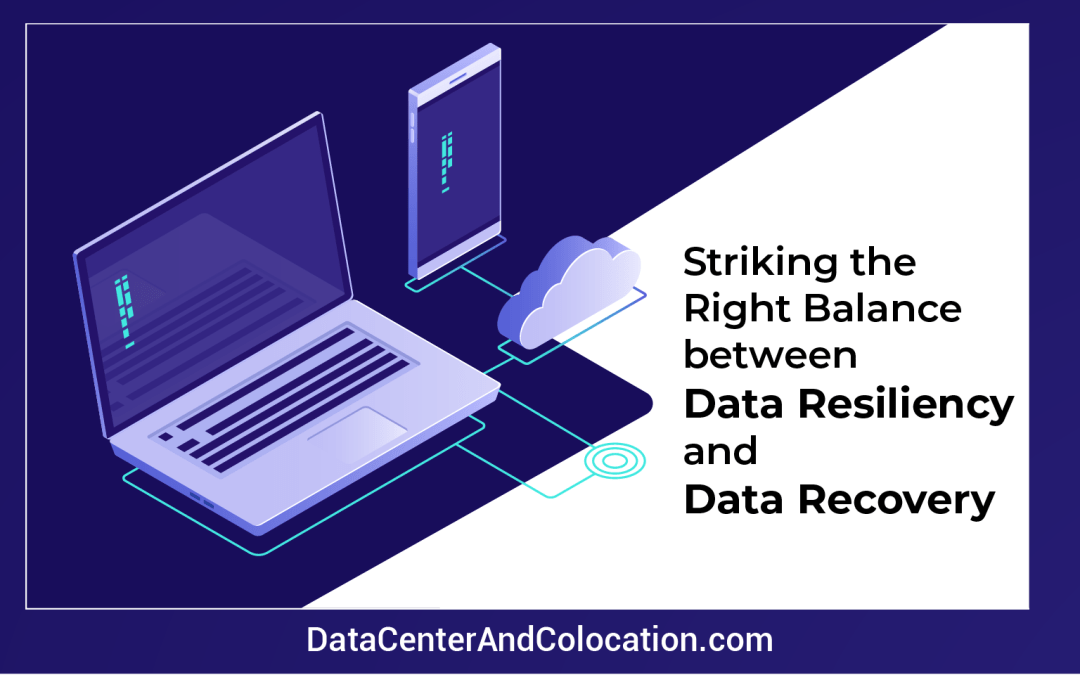 Striking the Right Balance between Data Resiliency and Data Recovery