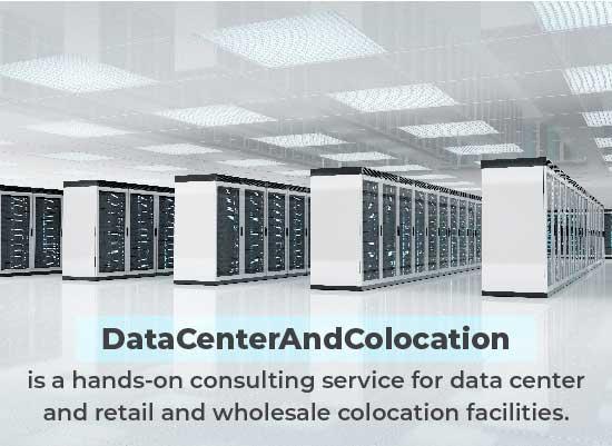 WHOLESALE DATA CENTERS SERVICES
