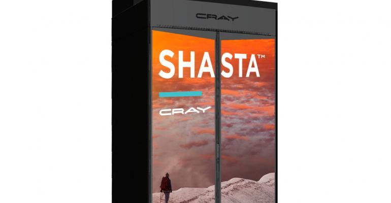 En Route to Exascale Cray Designs a Supercomputer