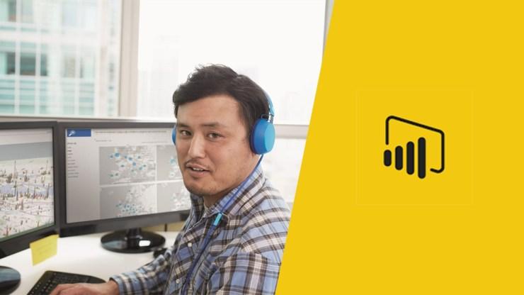 Analyzing and Visualizing Data with Power BI Microsoft Professional Program