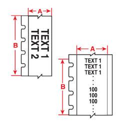 Terminal Block Labels