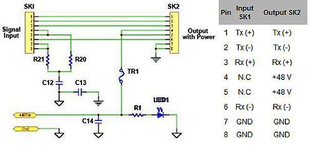 poe injector wiring diagram simple 2009 pontiac g6 fuse box