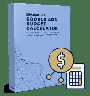 Data Driven Google Ads Marketing Hub