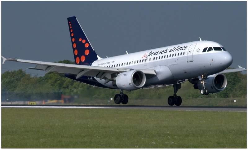 Brussels Airlines haute en couleurs !