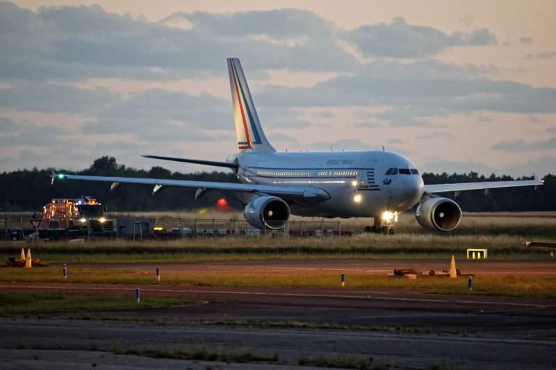 Bordeaux : Un Airbus A310 de l'Armée de l'air interrompt son décollage suite à une défaillance