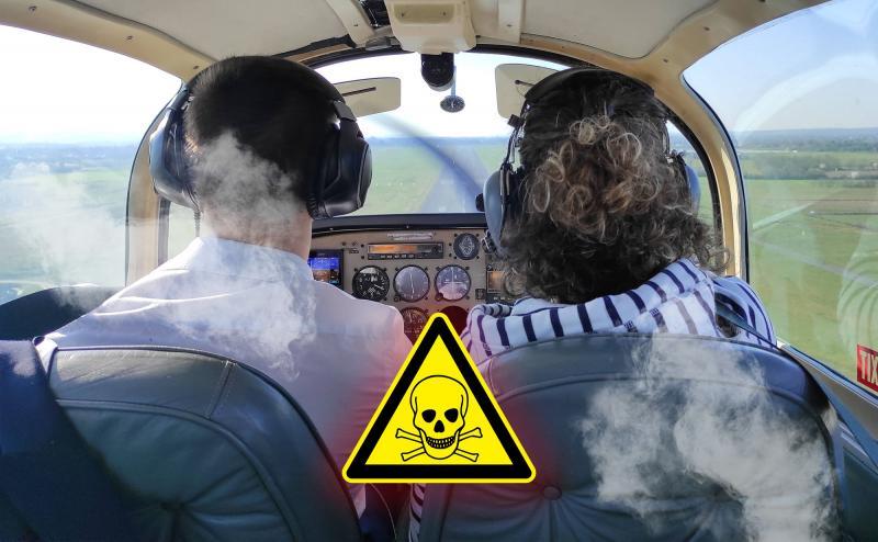 Monoxyde de carbone : l'ennemi invisible des pilotes