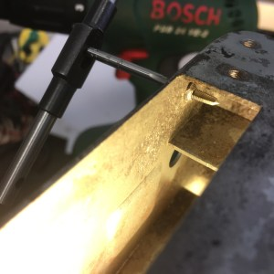 Repair using Tap