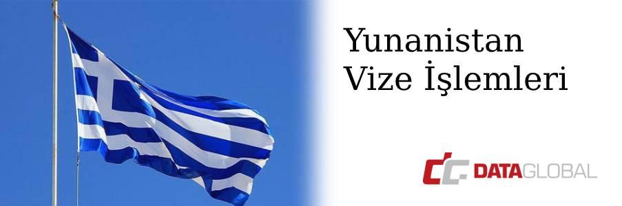 Yunanistan Vize İşlemleri