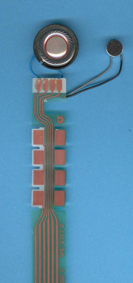 Single Flexible Circuit Board