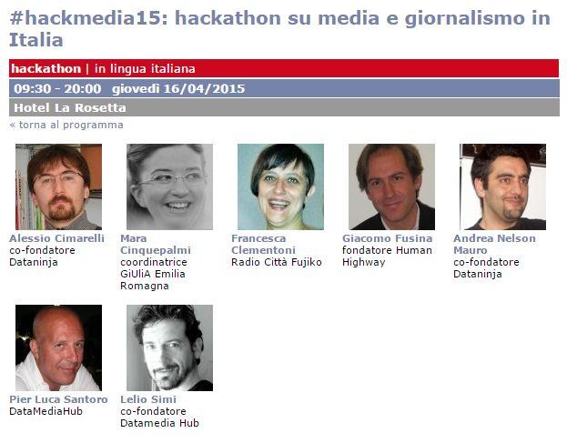 Hackmedia IJF15