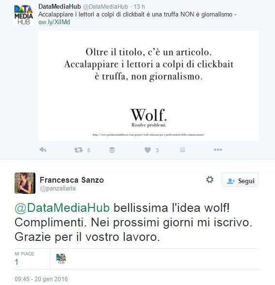 Wolf TXS