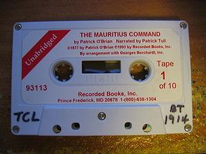 An audiocassette recording