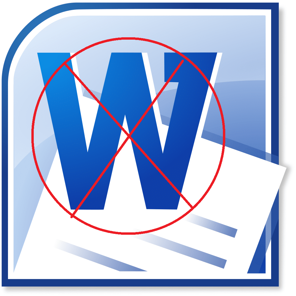Ms Word fails to launch as the email editor for Outlook