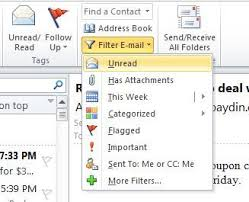 Get Outlook to read out emails to you