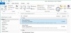 Quick Steps in Outlook - A brief low down about its advantages