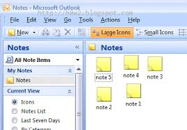 Notes in Outlook are much more than a Digital Scratch pad