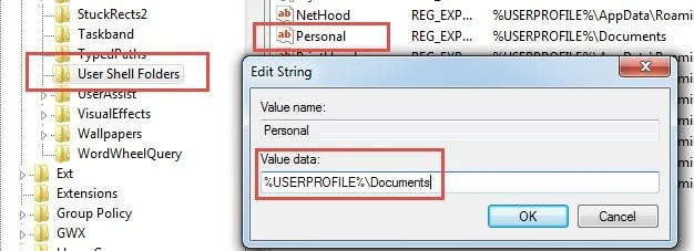Change the Key Value in Registry Editor